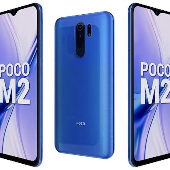 Xiaomi Poco M2 Slate Blue