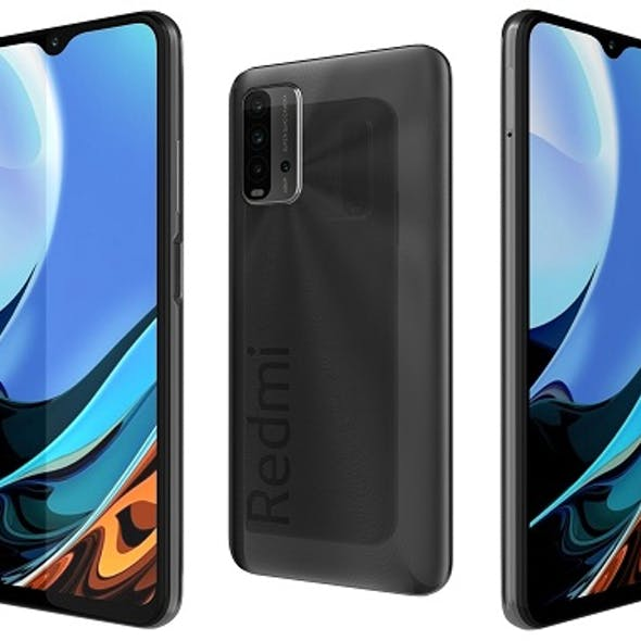 Xiaomi Redmi 9 Power Mighty Black