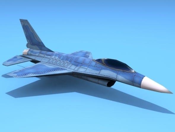 F-2 Raven - 3DOcean Item for Sale