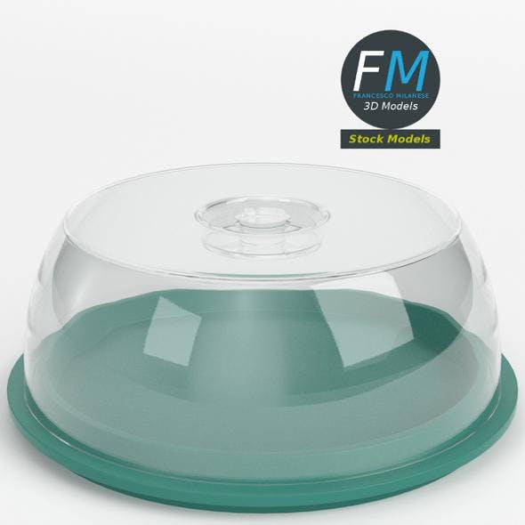 Cake stand - 3DOcean Item for Sale