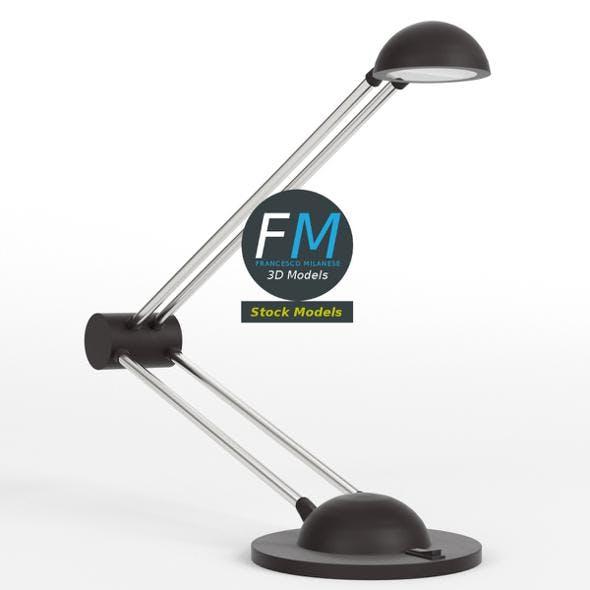 Desk lamp 2 - 3DOcean Item for Sale