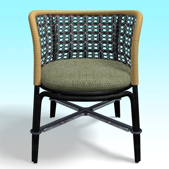 Wood Chair 1