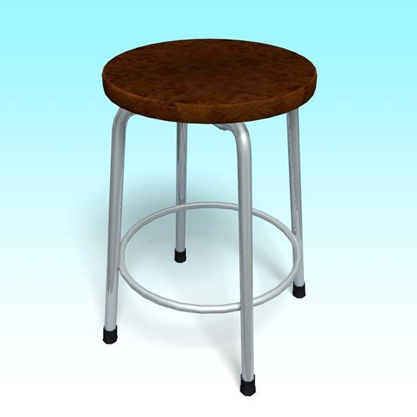 Wood Chair 2
