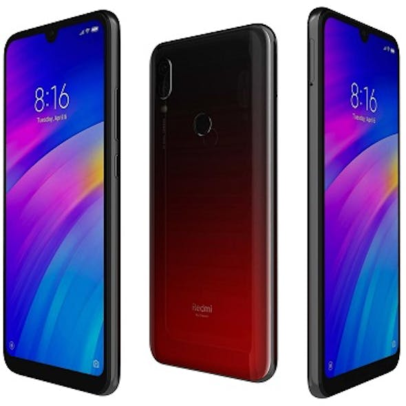 Xiaomi Redmi 7 Lunar Red