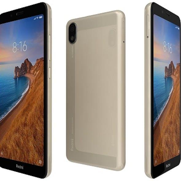 Xiaomi Redmi 7A Matte Gold