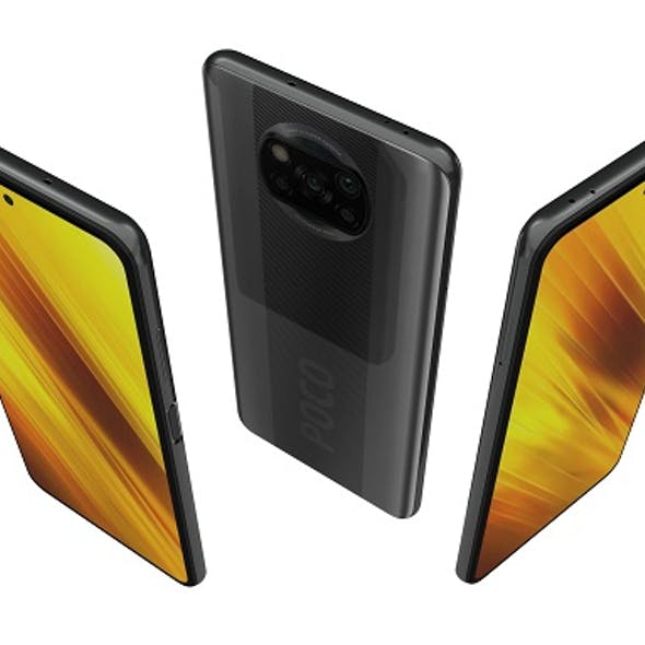 Xiaomi Poco X3 Shadow Gray