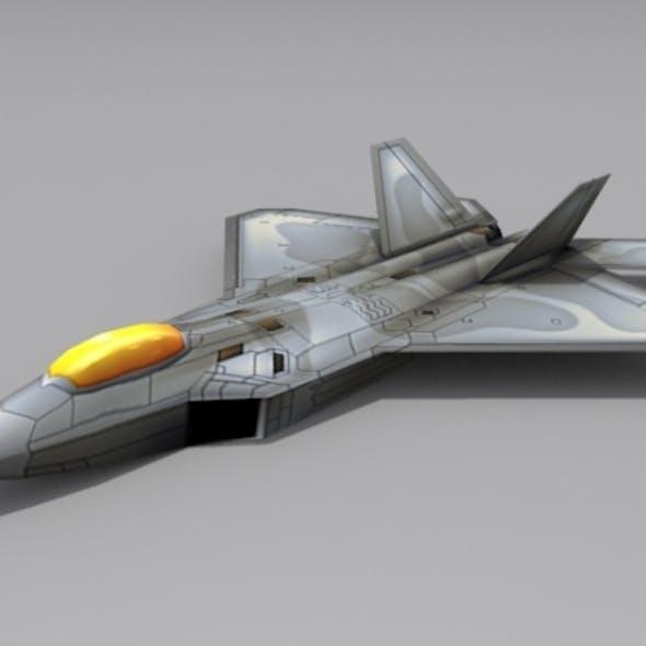 F/A-22 N Raptor II