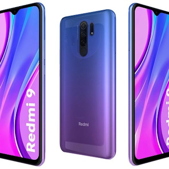 Xiaomi Redmi 9 Sunset Purple