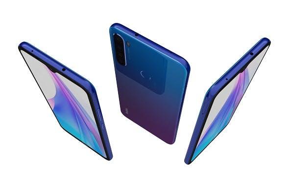 Xiaomi Redmi Note 8T Starscape Blue - 3DOcean Item for Sale