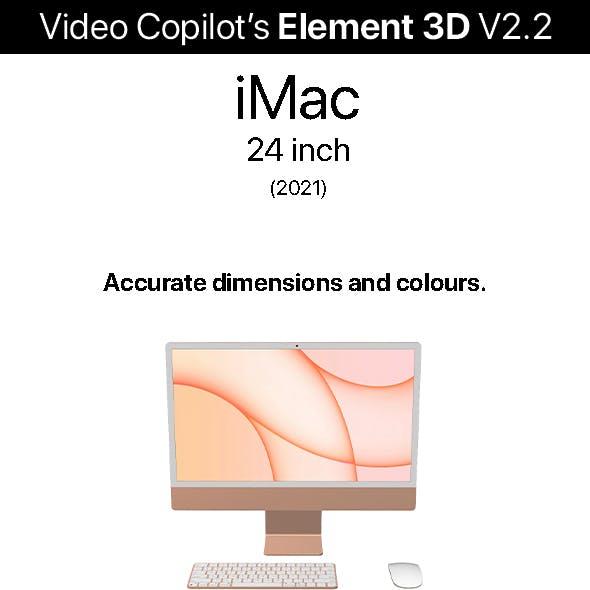 iMac 24 inch (M1, 2021)