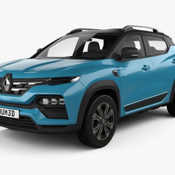 Renault Kiger 2021 - 3DOcean Item for Sale