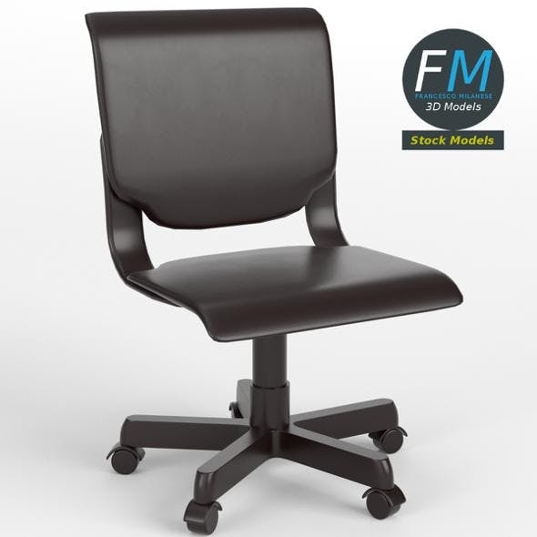 Office chair 2 - 3DOcean Item for Sale