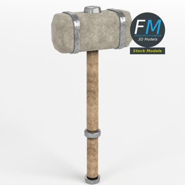 Sledgehammer - 3DOcean Item for Sale