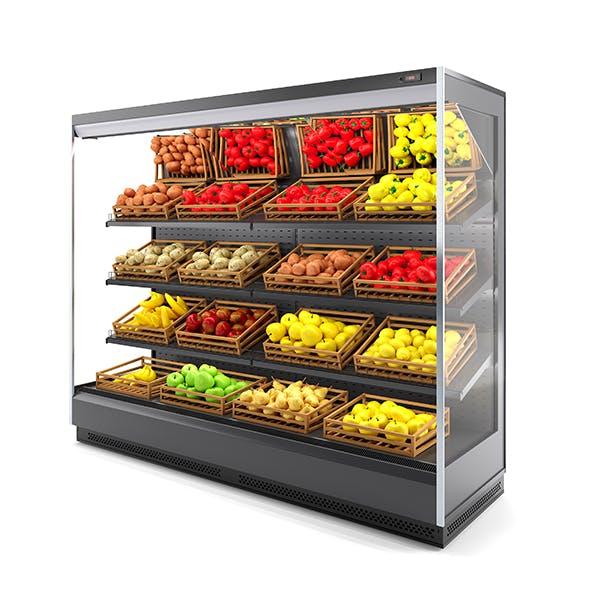 Fruit and Vegetable Refrigerator