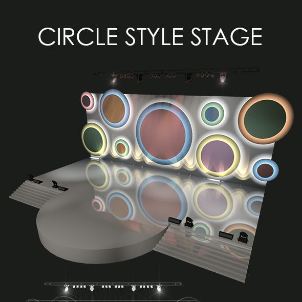 Circle Style Stage