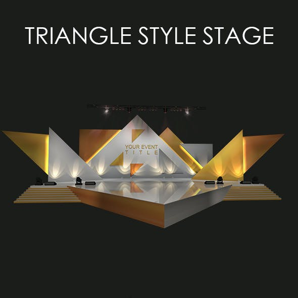 Triangle Style Stage