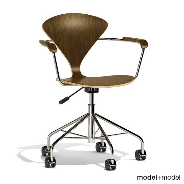 Cherner Task chair - 3DOcean Item for Sale