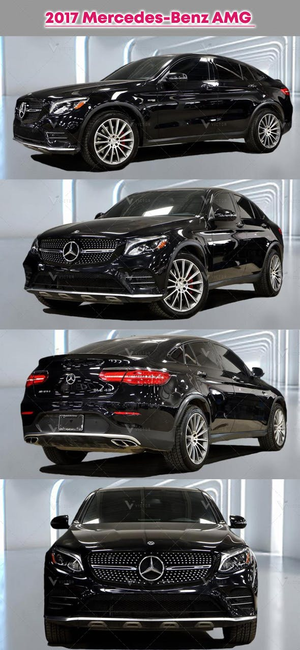 2017 Mercedes-Benz AMG - 3DOcean Item for Sale