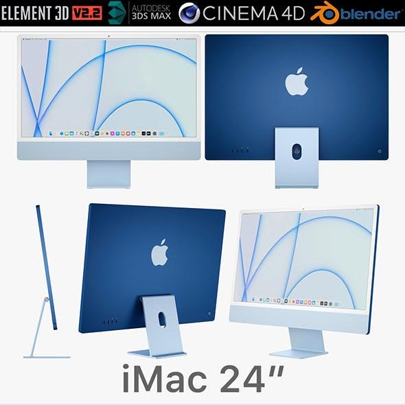 iMac 24-inch 2021