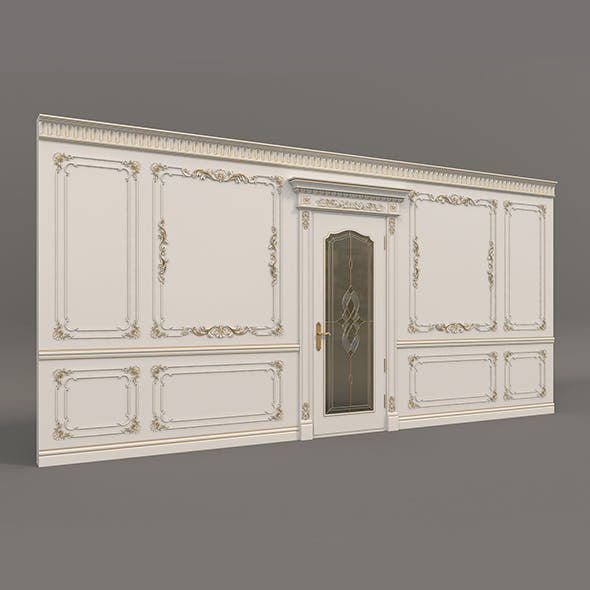 Classic Interior Wall Decoration 6