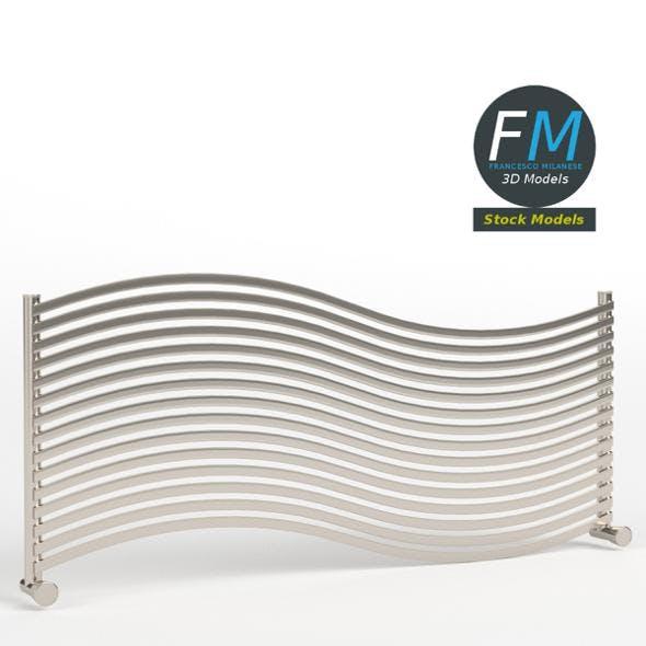 Towel radiator 3 - 3DOcean Item for Sale