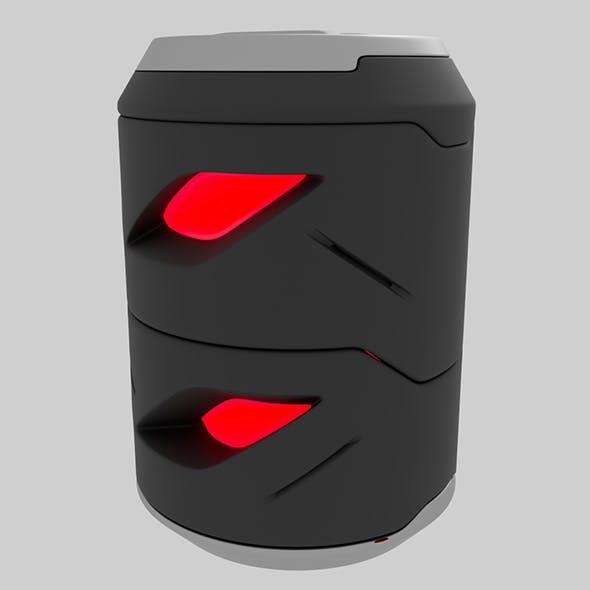 Mini Columb - 3DOcean Item for Sale