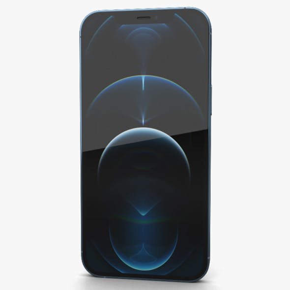 Apple iPhone 13 Pro Max Pacific Blue