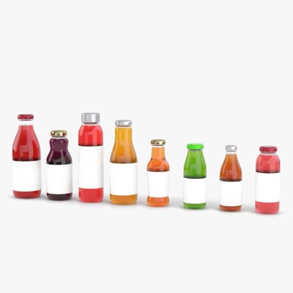 Juice Bottle - 3DOcean Item for Sale