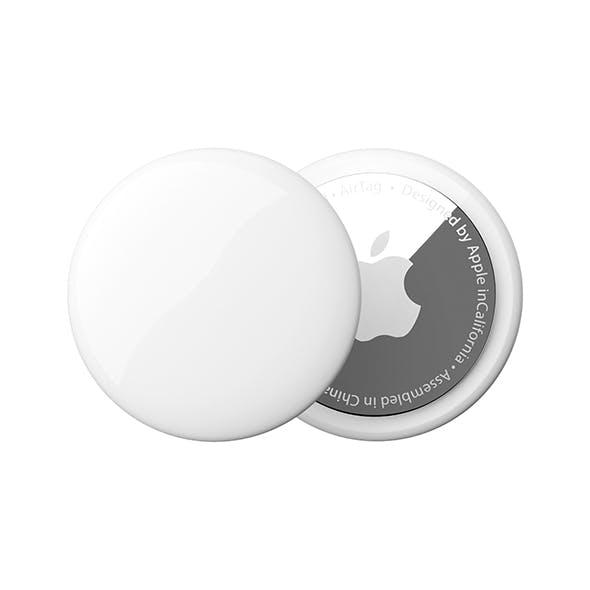 Apple AirTag - 3DOcean Item for Sale