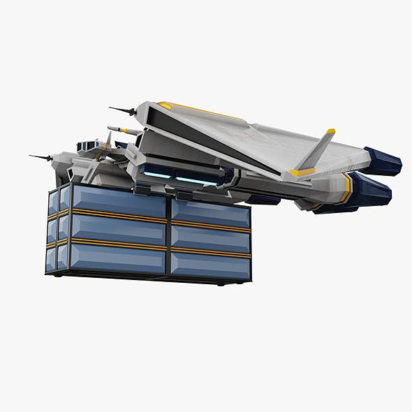 Spaceship Transporter