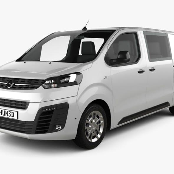 Opel Vivaro Crew Van L2 2019