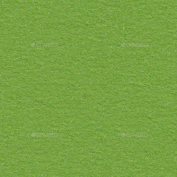 Grass field five different types
