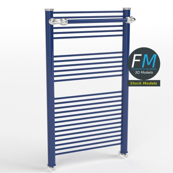 Towel radiator 4 - 3DOcean Item for Sale