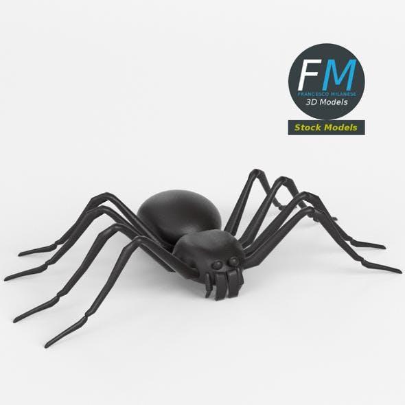 Spider base mesh - 3DOcean Item for Sale