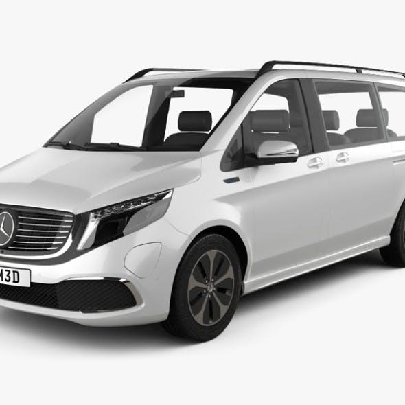 Mercedes-Benz EQV 2021 - 3DOcean Item for Sale