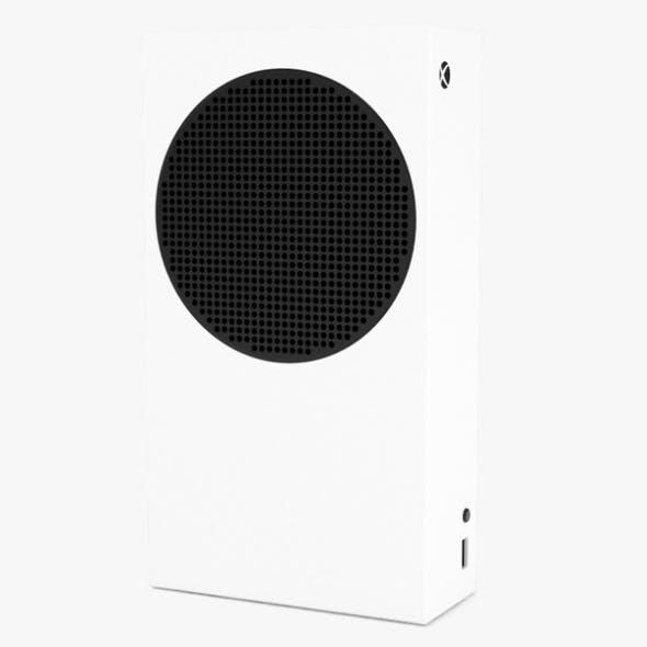 Microsoft Xbox Series S - 3DOcean Item for Sale