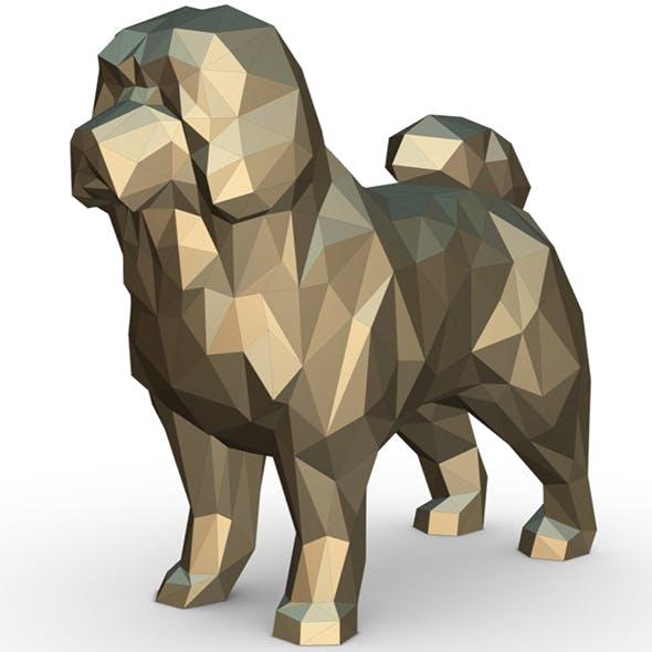 tibetan mastiff - 3DOcean Item for Sale