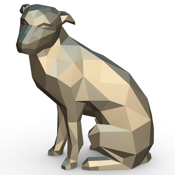 vira lata figure - 3DOcean Item for Sale