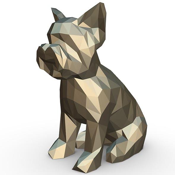 Yorkshire Terrier figure - 3DOcean Item for Sale