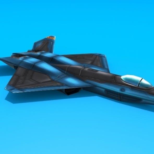 YF-23 Black Widow