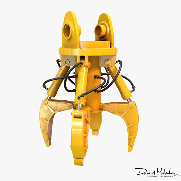 Mechanical Arm PBR