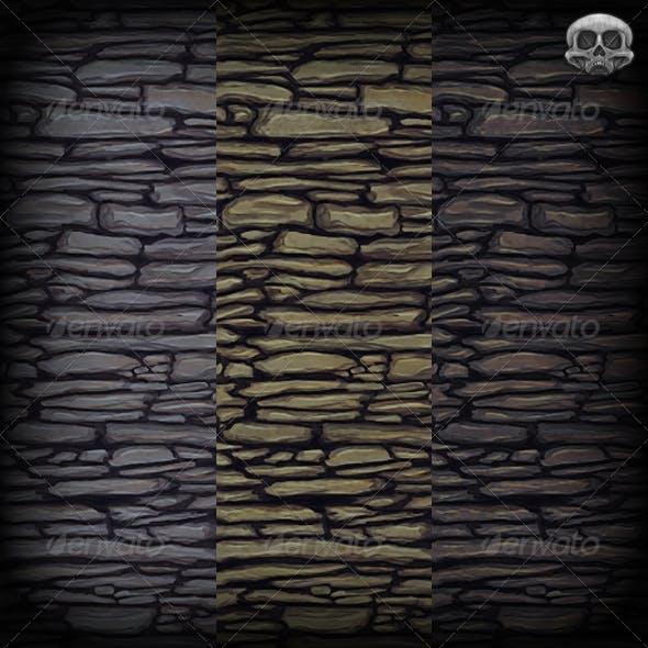 Slate Wall Texture Tile