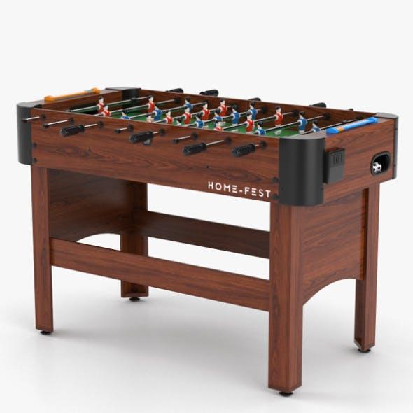 Foosball Table - 3DOcean Item for Sale