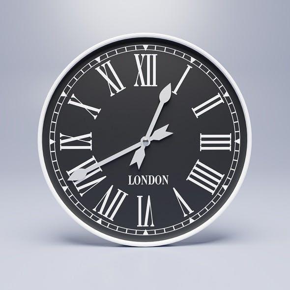 Wall clock London