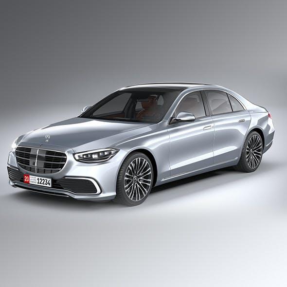 Mercedes Benz S Class 2021