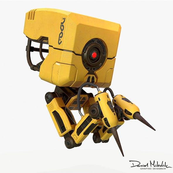 Robot Welder PBR