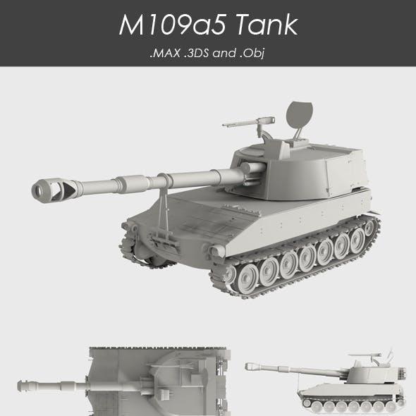 M109a5 Tank Infantry