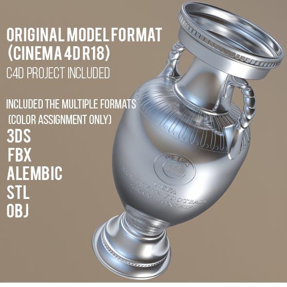 UEFA European Cup Trophy