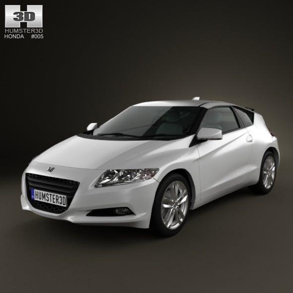 Honda CR-Z - 3DOcean Item for Sale