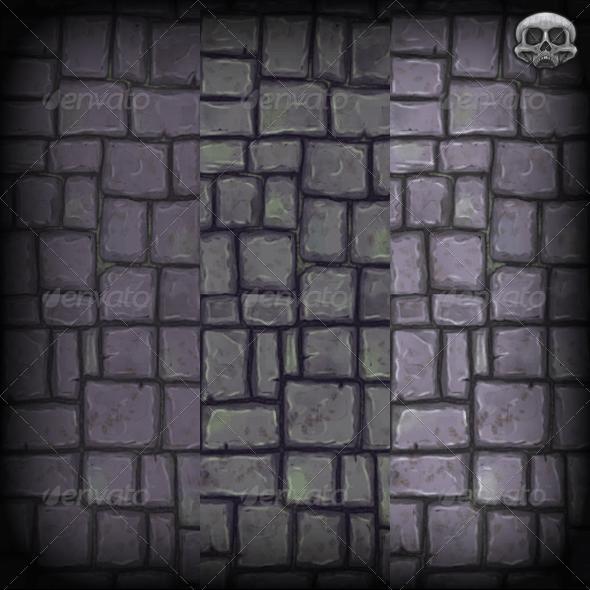 Stone Slab Floor Texture Tile